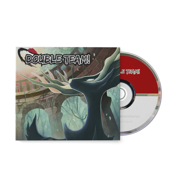 Double Team! (Music From The Pokémon Games) (Compact Disc) Compact Disc