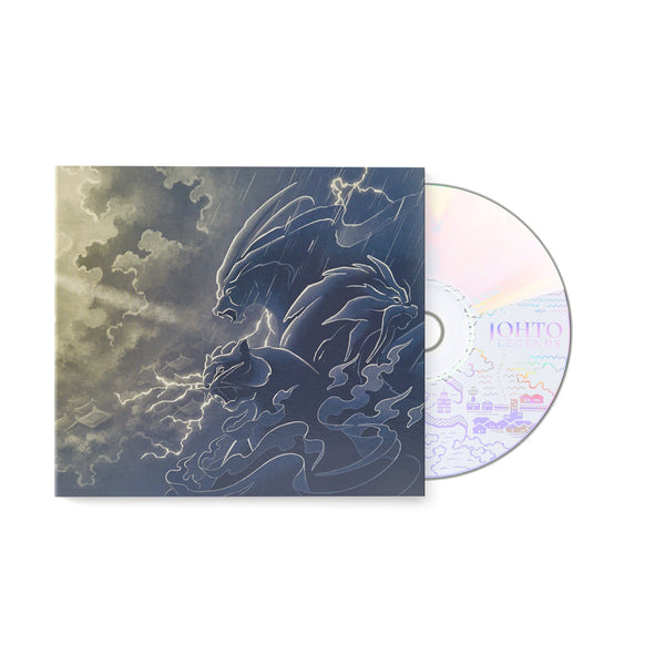 Johto Legends (Music From Pokémon Gold And Silver) (Compact Disc) Compact Disc