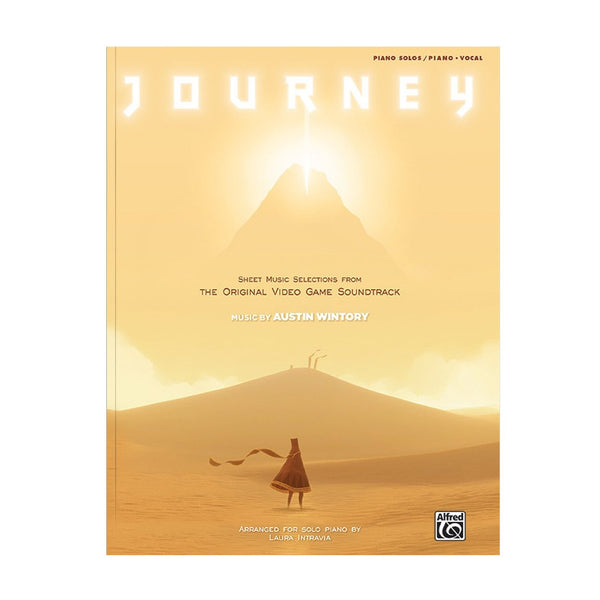 Journey™ Sheet Music Selections from the Original Video Game Soundtrack