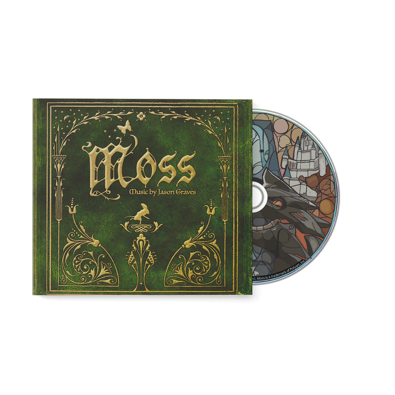 Moss (Original Game Soundtrack) (Compact Disc) Compact Disc