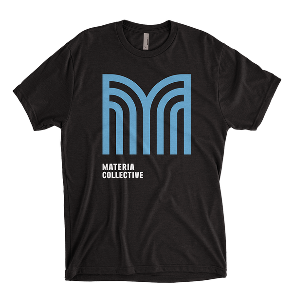 Materia Collective - M Icon T-Shirt Shirt/apparel