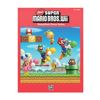 New Super Mario Bros.™ Wii (Simplified Piano Solos)