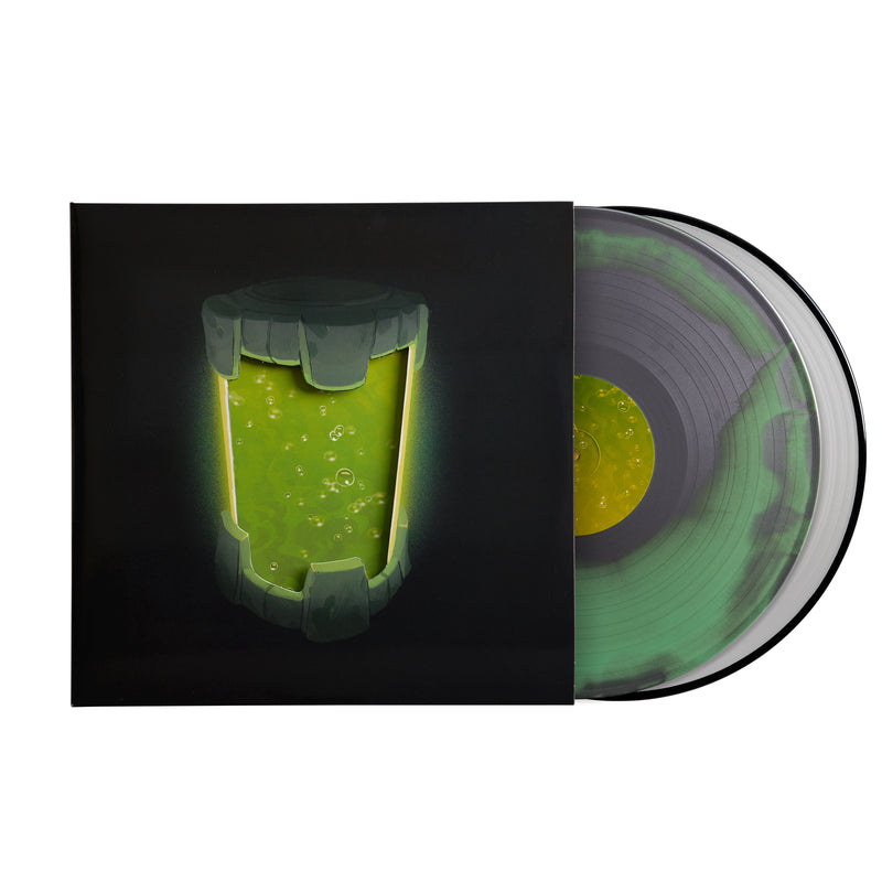 Nuclear Throne (Original Soundtrack) - Jukio Kallio (2xLP Vinyl Record)