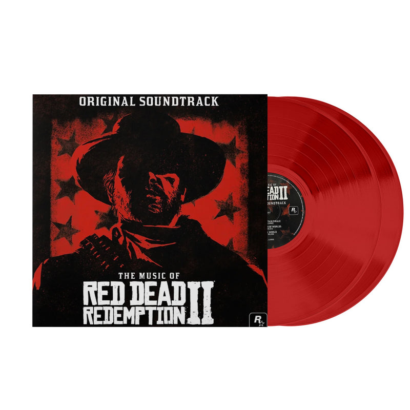 The Music Of Red Dead Redemption 2 (Soundtrack) (2X Color Lp) Vinyl