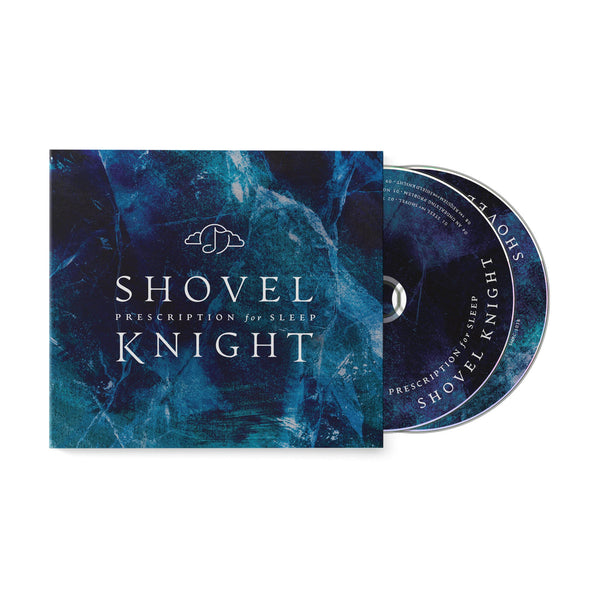 Prescription for Sleep: Shovel Knight (Compact Disc)