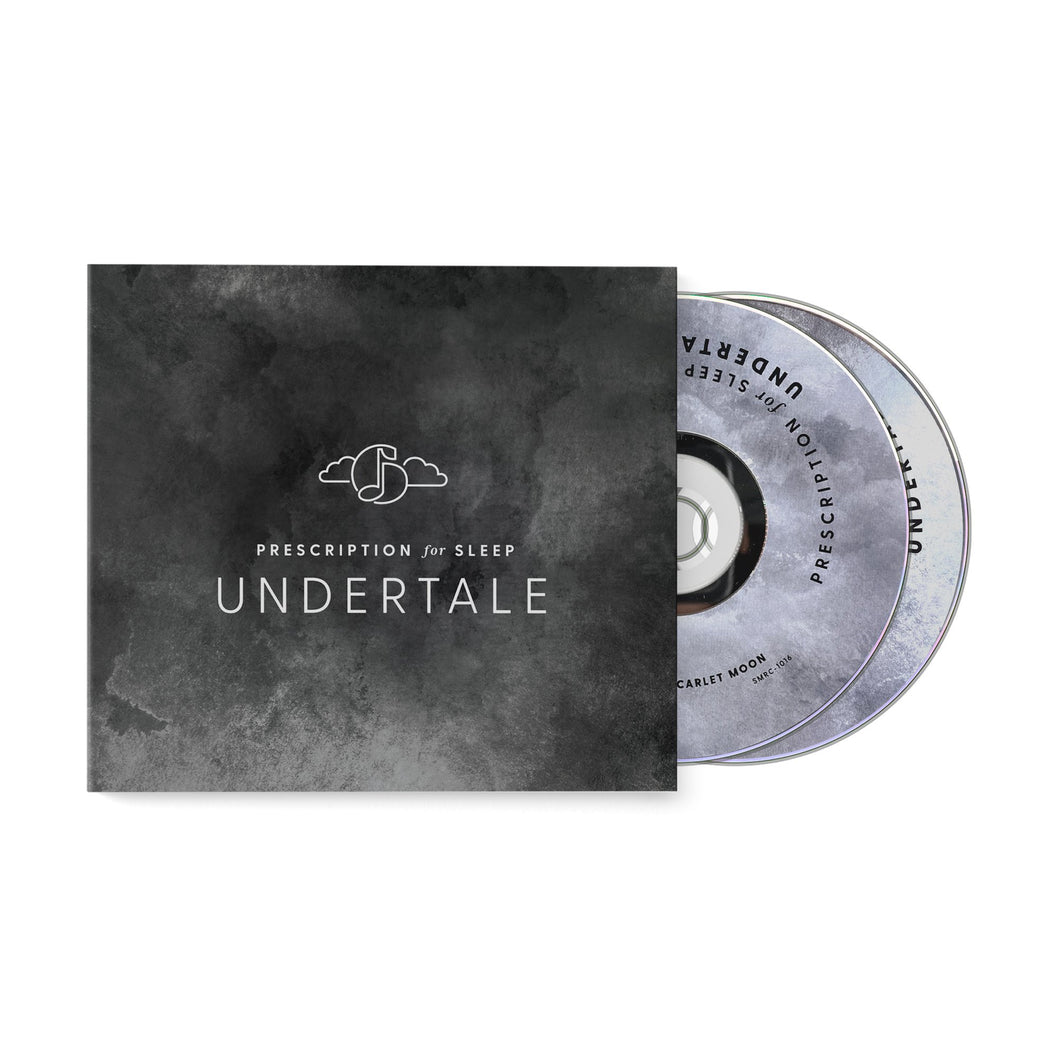 Prescription for Sleep: Undertale (Compact Disc)