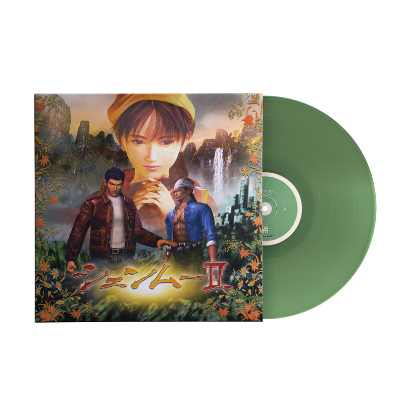 Shenmue II (Original Soundtrack) - (1xLP Vinyl Record)