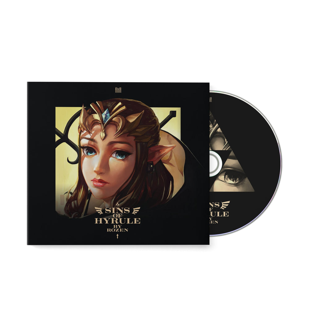 Sins of Hyrule (Compact Disc)