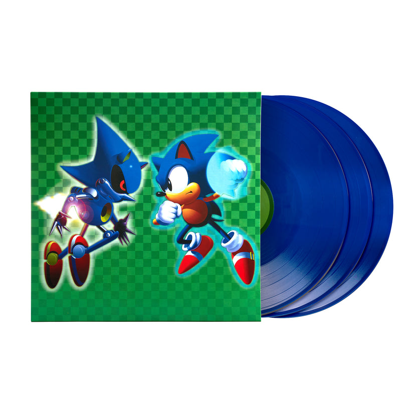 Sonic CD (aka Sonic the Hedgehog) (3x LP)