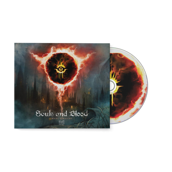 Souls And Blood (Music Inspired By Demons Dark Bloodborne) (Compact Disc) Compact Disc