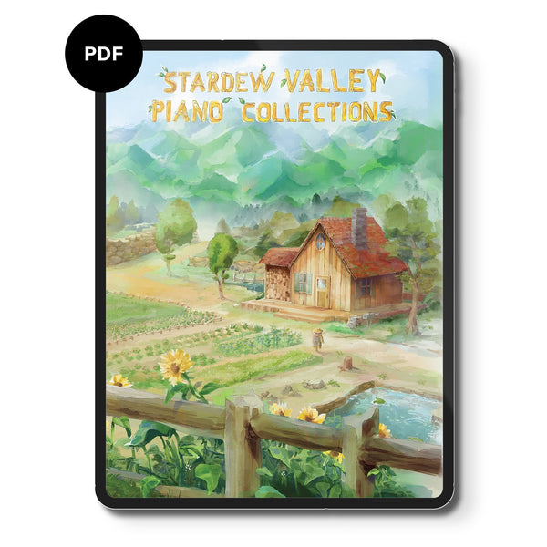 Stardew Valley Piano Collections (Digital Sheet Music) Music
