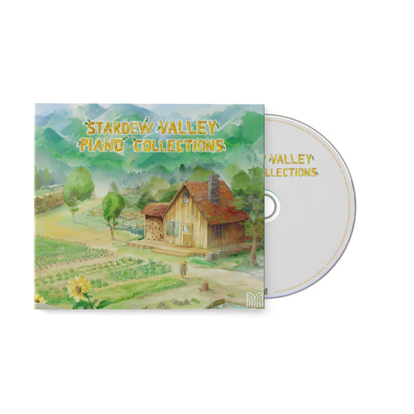 Stardew Valley Piano Collections (Compact Disc)