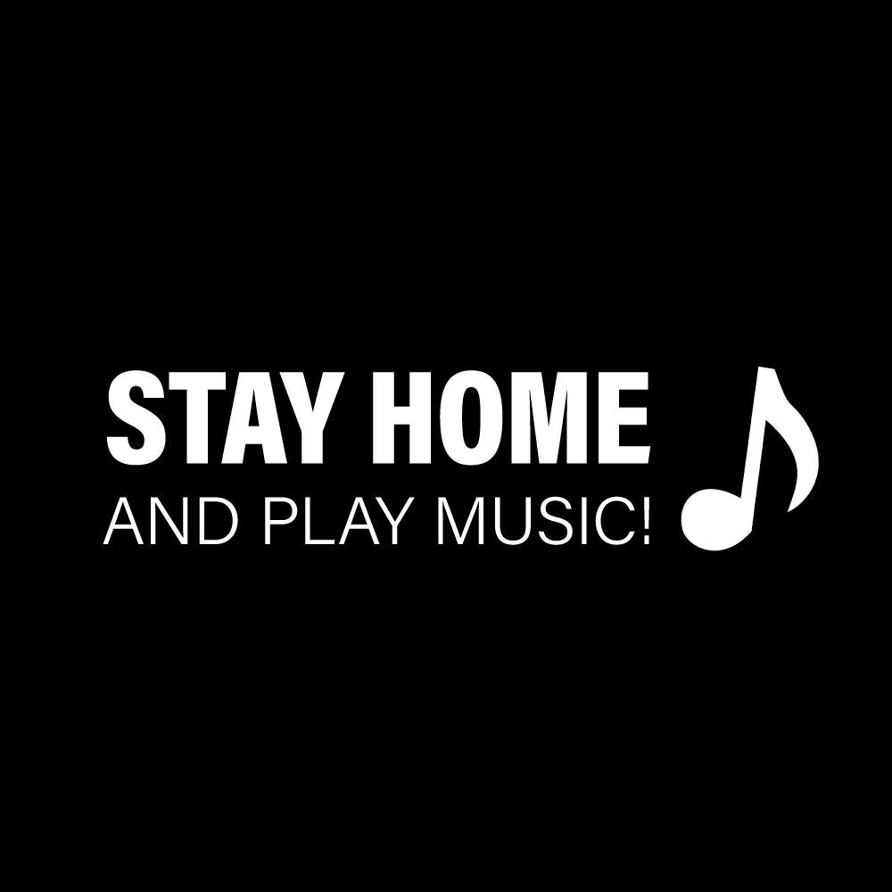 Stay Home And Play Music (Free Sheet Music Bundle)