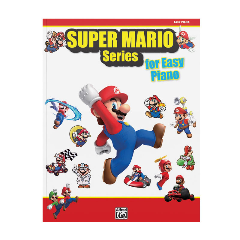 Super Mario Series For Easy Piano Sheet Music