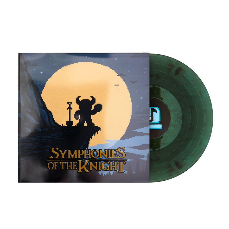 Symphonies of the Knight - Mega Ran & K-Murdock (1xLP Vinyl Record)