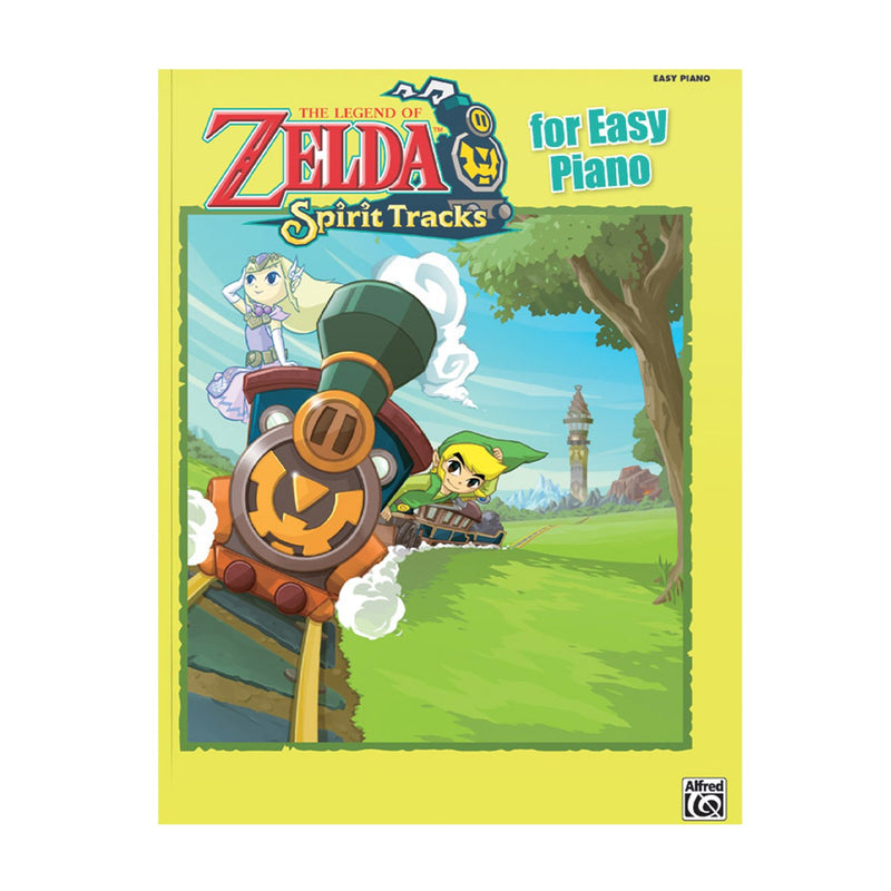 The Legend Of Zelda: Spirit Tracks For Easy Piano Sheet Music