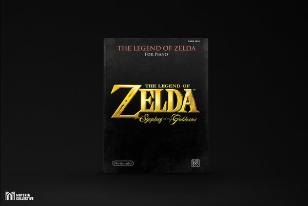 The Legend Of Zelda: Symphony The Goddesses Sheet Music