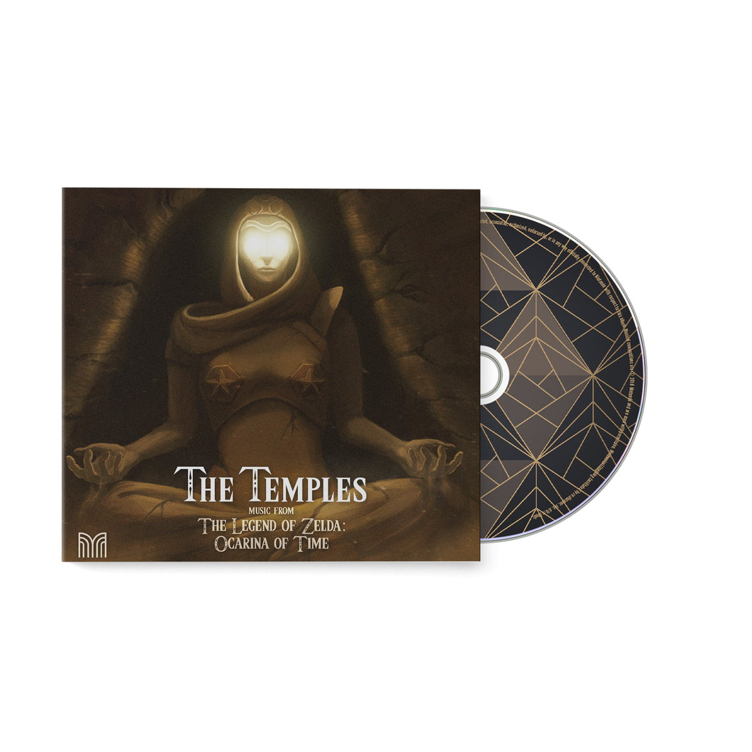 The Temples: Music from The Legend of Zelda: Ocarina of Time CD