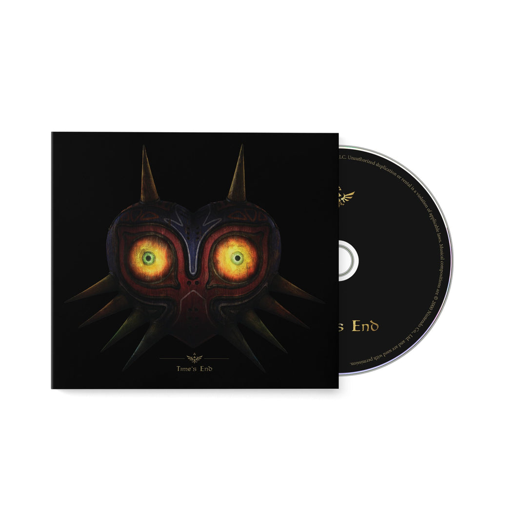 Time's End: Majora's Mask Remixed (Compact Disc)