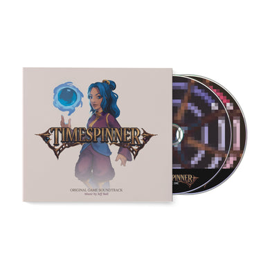 Timespinner (Original Game Soundtrack) (Compact Disc)