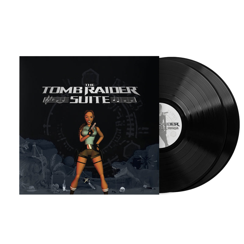 Tomb Raider Suite - Nathan McCree (2xLP Vinyl Record)