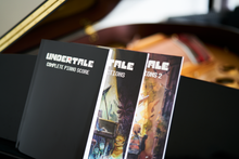 UNDERTALE Complete Piano Score (Physical Sheet Music Book)