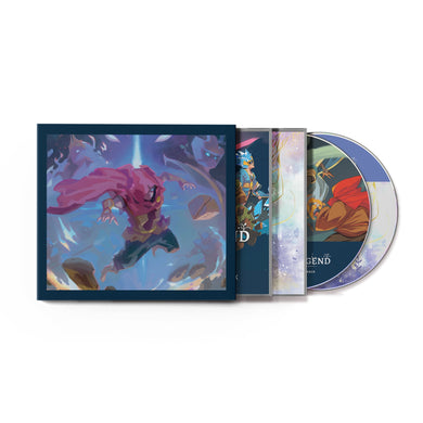 WIZARD OF LEGEND Complete Soundtrack & Piano Collections Limited Edition Box Set (Compact Disc)