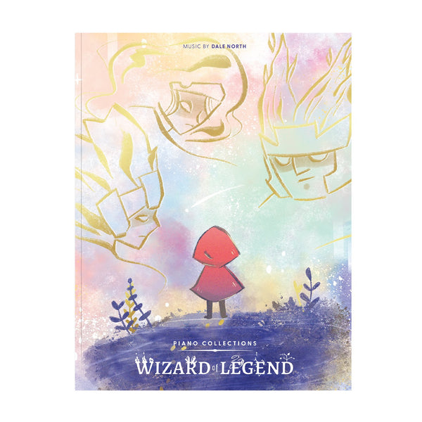 Piano Collections WIZARD OF LEGEND (Physical Sheet Music Book)