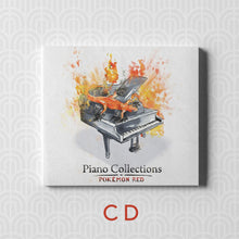 Piano Collections: Pokémon Red, Blue, Green, and Yellow CD