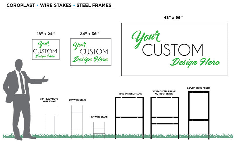 Sign Shop Starter Kit Template Samples
