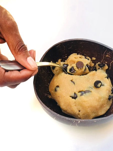 Dough Boy (Healthy Cookie Dough Mix)