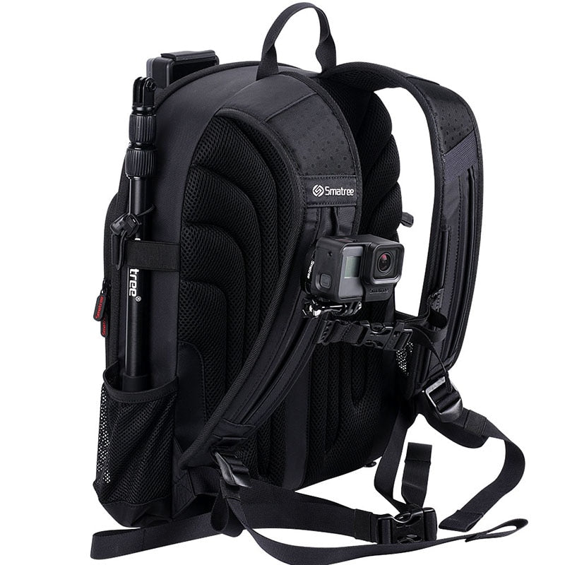 Water-resistant Backpack for Tablet/laptop/GoPro Hero