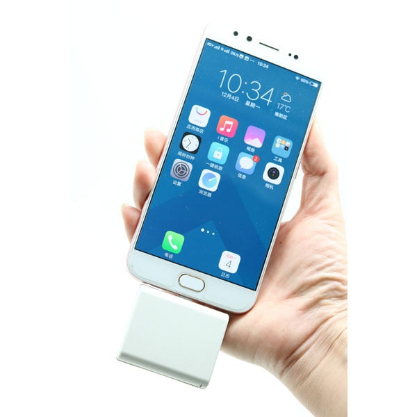 Disposable Charger | Emergency disposable power bank | One-time mobile charger For Android & iPhone