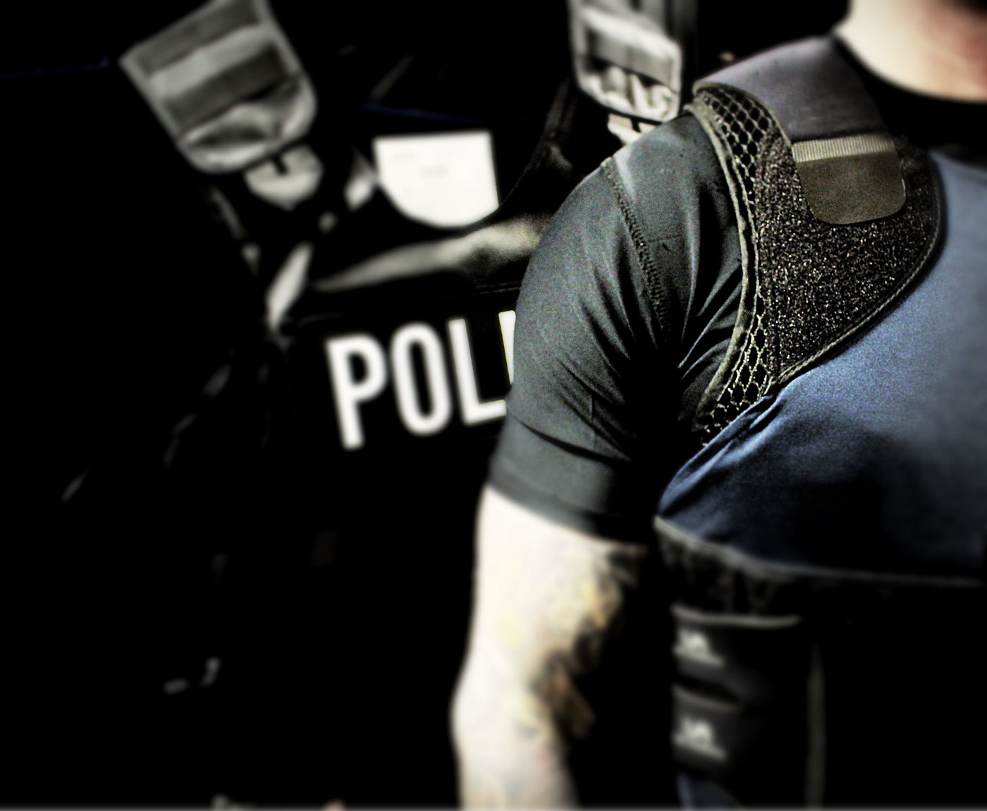 body armor cooling vest