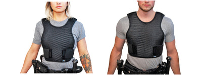 Affordable Body Armor Ventilation