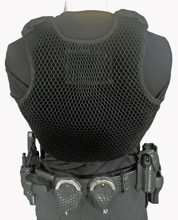 Body Armor Ventilation, MILITAUR