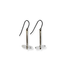 'Buoy' hook earrings