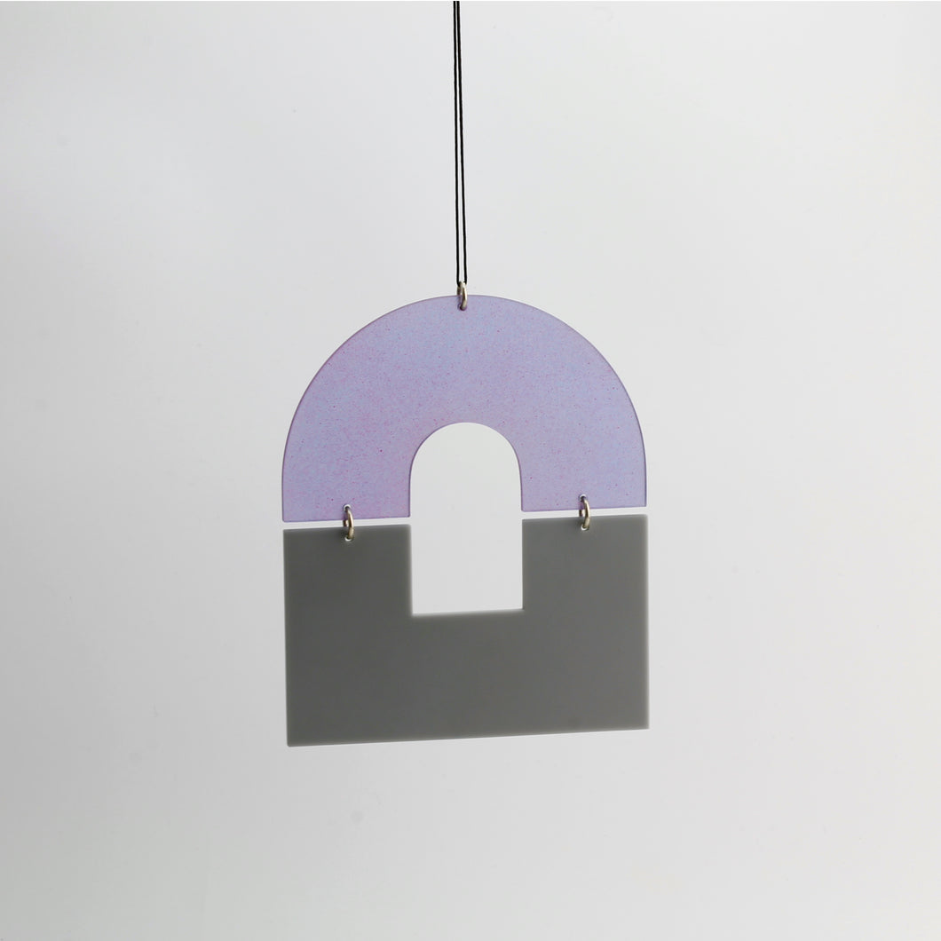 'Through the Evening Arch' pendant