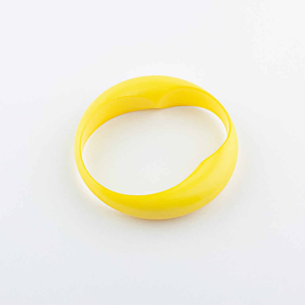 'Shot' bracelet - yellow