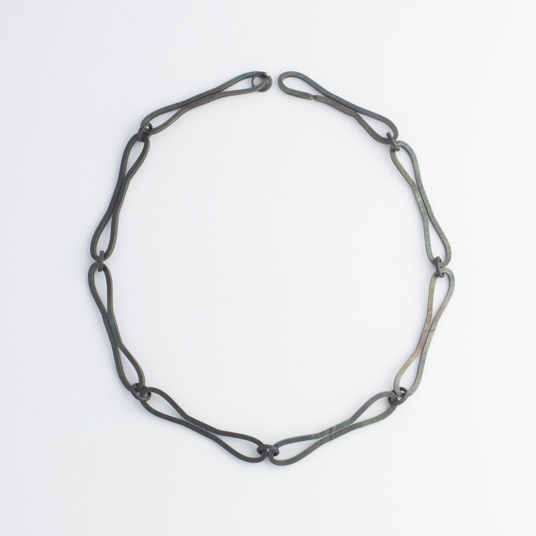 'CUT 01' necklace