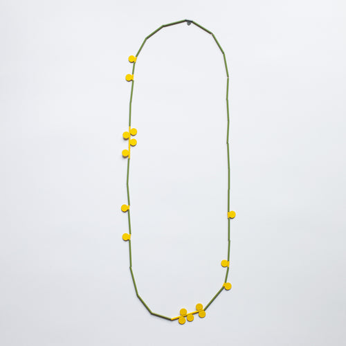 'Wattle' necklace