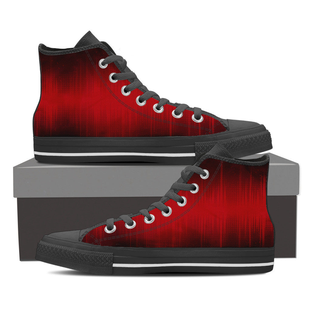 Da Streak - High-top Canvas Shoes - Womens