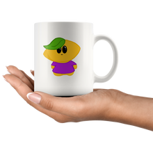 Lemon Boy Mug, 11 oz