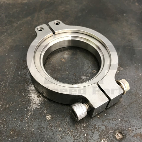Authentic TiAL V-Band Clamp