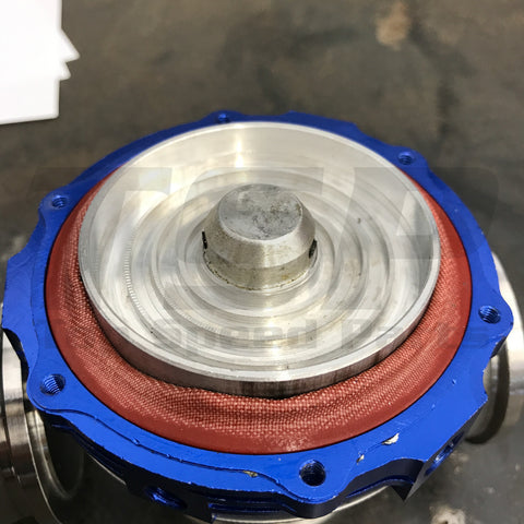 Counterfeit TiAL MVR Diaphragm