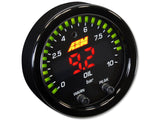 AEM 30-0307 X-SERIES OIL PRESSURE GAUGE 0~150PSI / 0~10BAR
