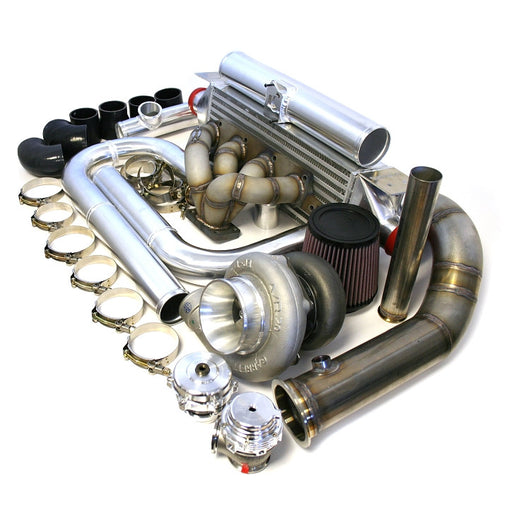 SVT Ford Focus Turbo Kit