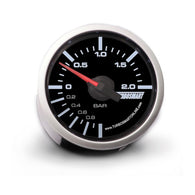 TurboSmart  TS-0101-2025 Boost Gauge 0-2 BAR 52mm - 2 1/16