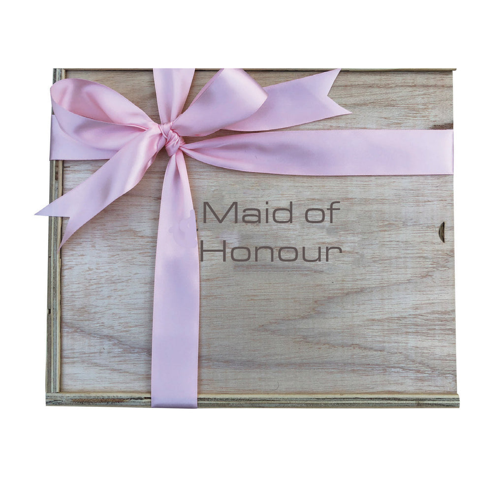 Maid of Honour Boxes