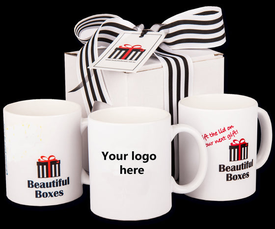 Business Mugs - Set of 6